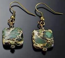 Image for Aqua Terra Beach Earrings