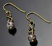 Image for Out of This World Orbicular Jasper Earrings