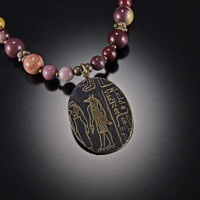 Image for Walk Egyptian Necklace